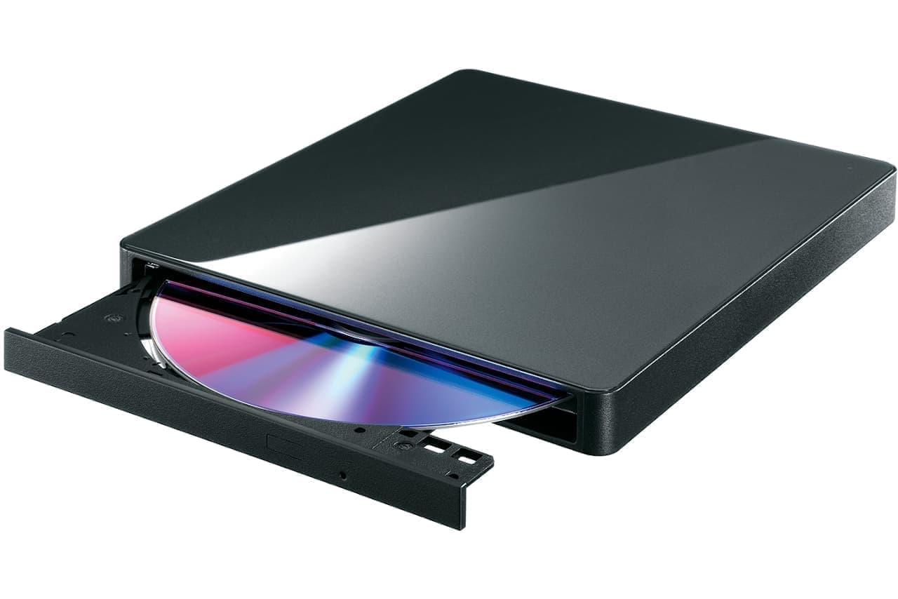 スマホ用DVDプレーヤー「DVRP-W8AI3」