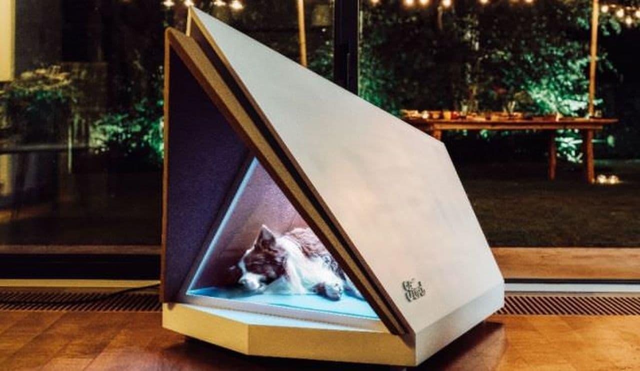 フォードのノイズキャンセリング機能を搭載した犬小屋