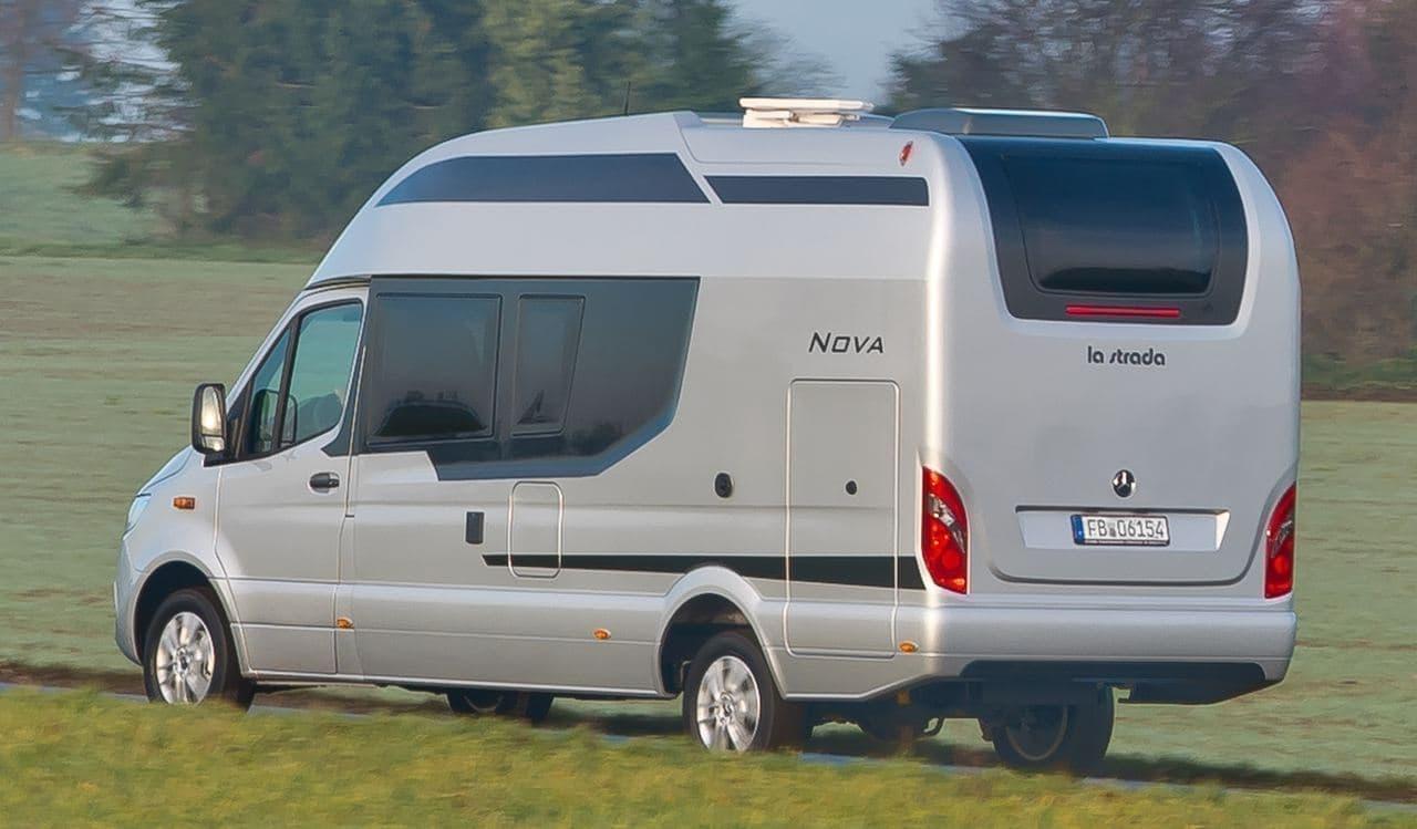 LA STRADAのフラッグシップモデル「Nova EB」