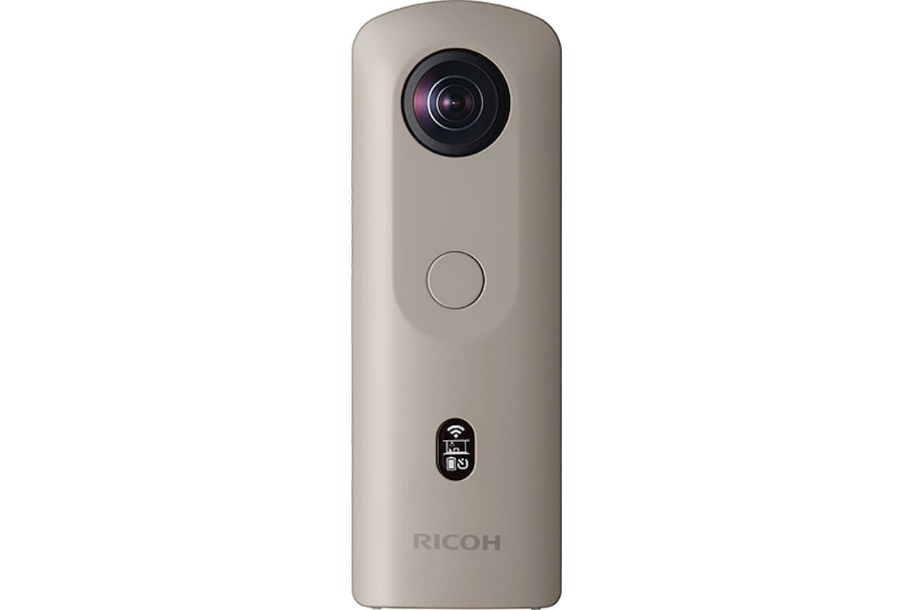 リコーの全天球カメラ「シータ」にビジネス向け「RICOH THETA SC2 for Business」