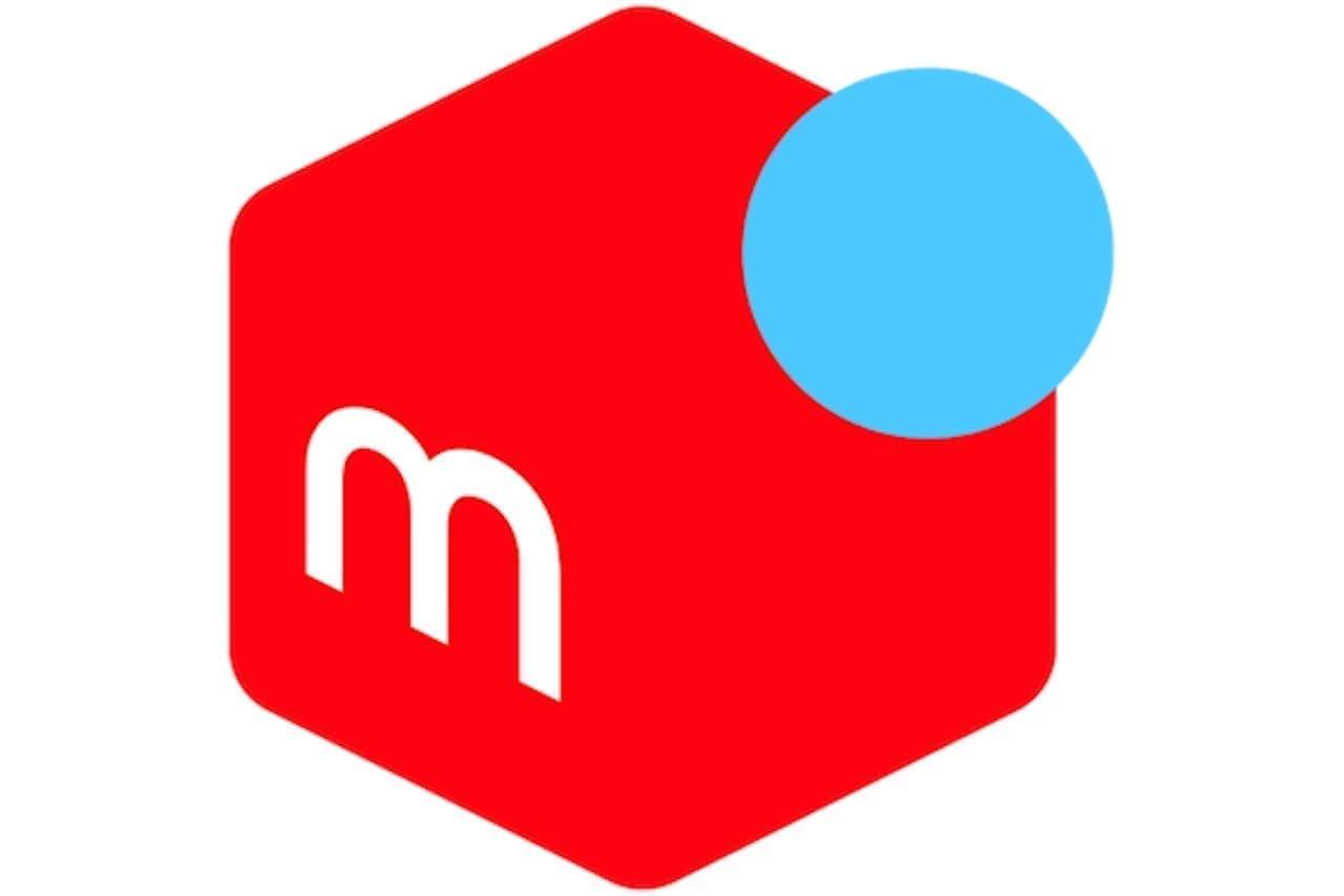 メルカリのロゴ画像