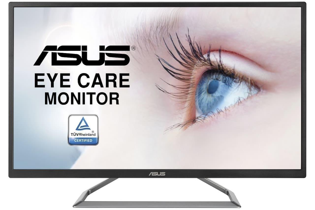 ASUSのHDR10対応4K UHDディスプレイ「VA32UQ」 ― 31.5型