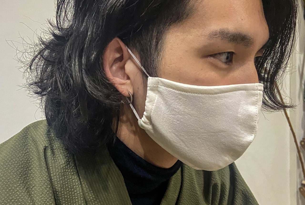 【洗えるマスク】和紙100%だから生乾き臭が発生しにくい ― カジュアル着物浴衣ブランド 巧流-call-から