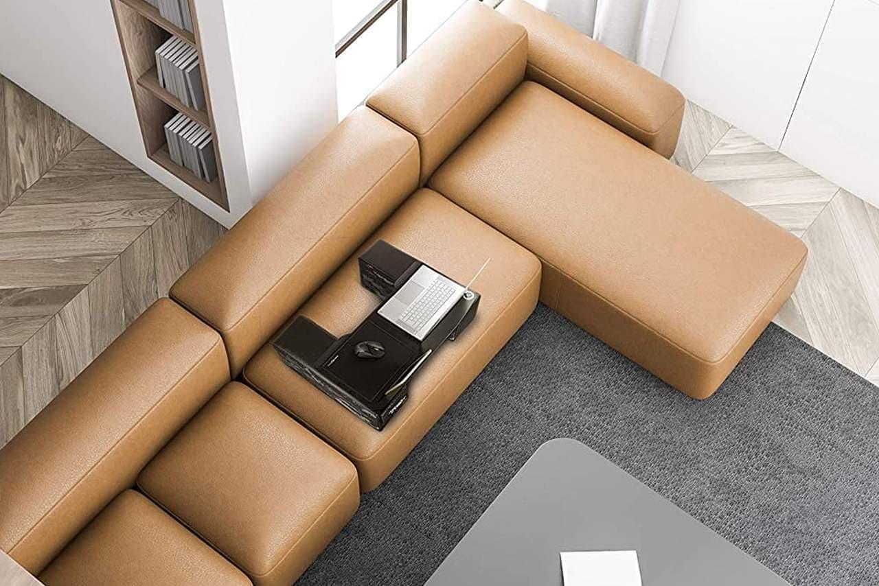 【快適テレワーク】ソファで仕事をこなせる「Couchmaster CYBOT」 - 夫婦共働きだと特に便利かも?
