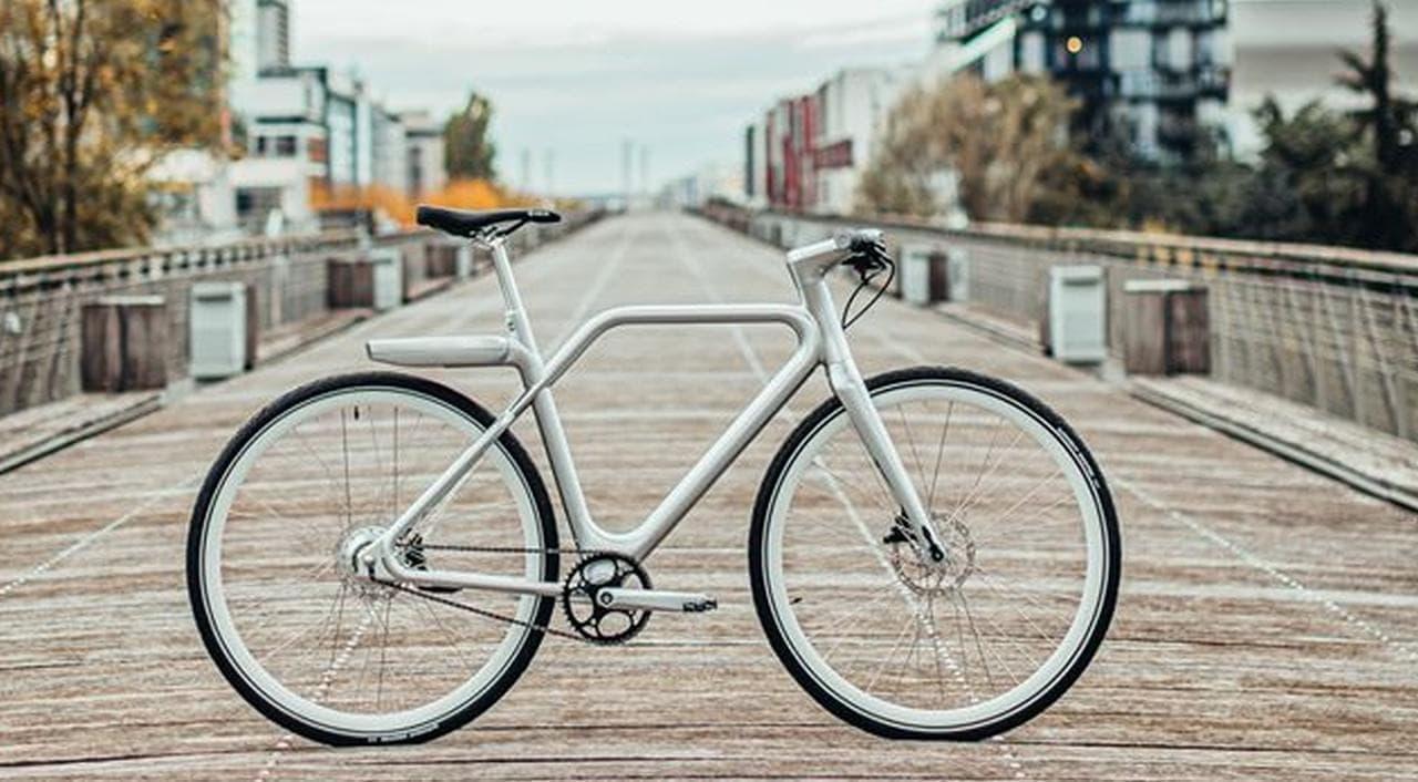 2時間の充電で70km走れるE-bike ANGELL