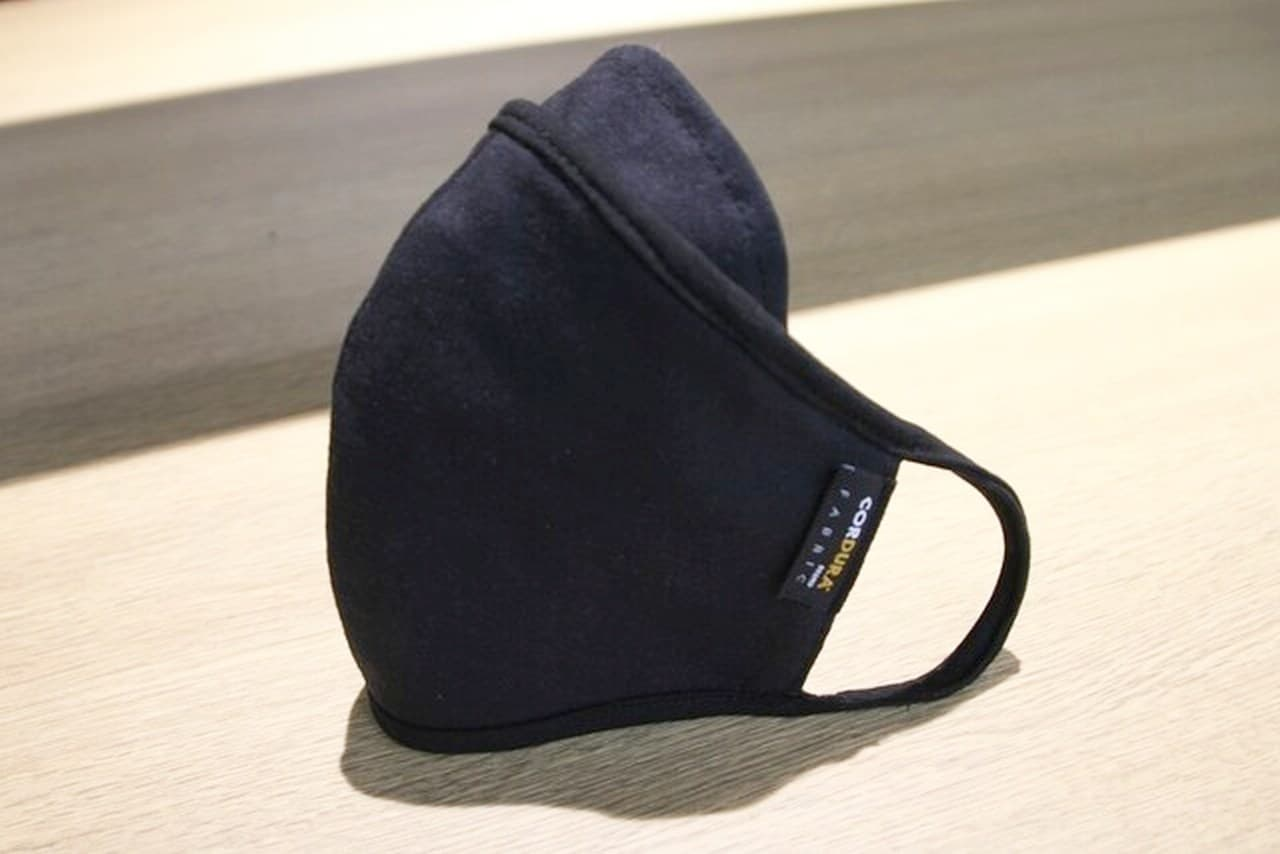 【ずっと使える国産マスク】CORDURA素材で丈夫でおしゃれ