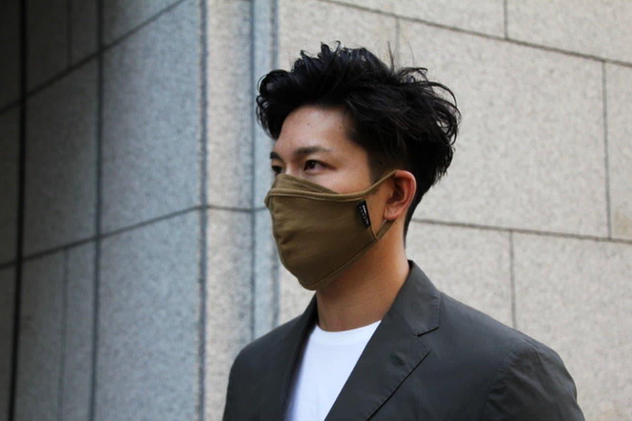 CORDURA素材で丈夫でおしゃれなマスク