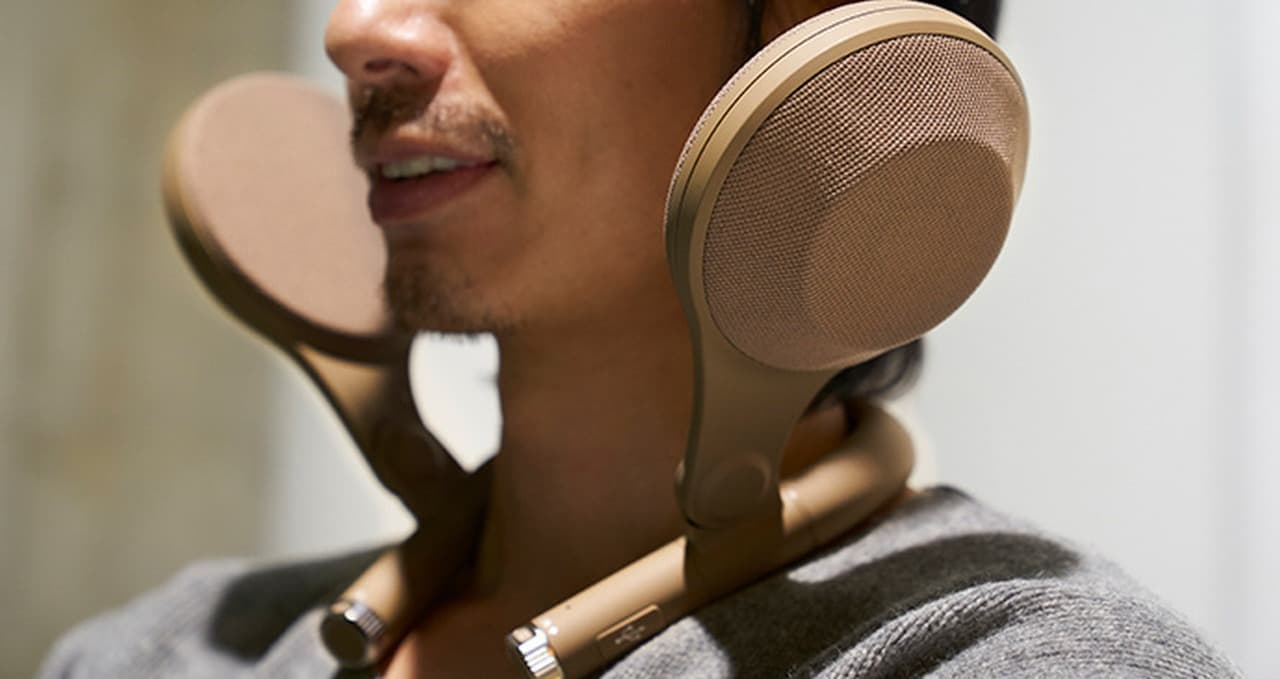 アイワの新体感サウンドギア「ButterflyAudio」