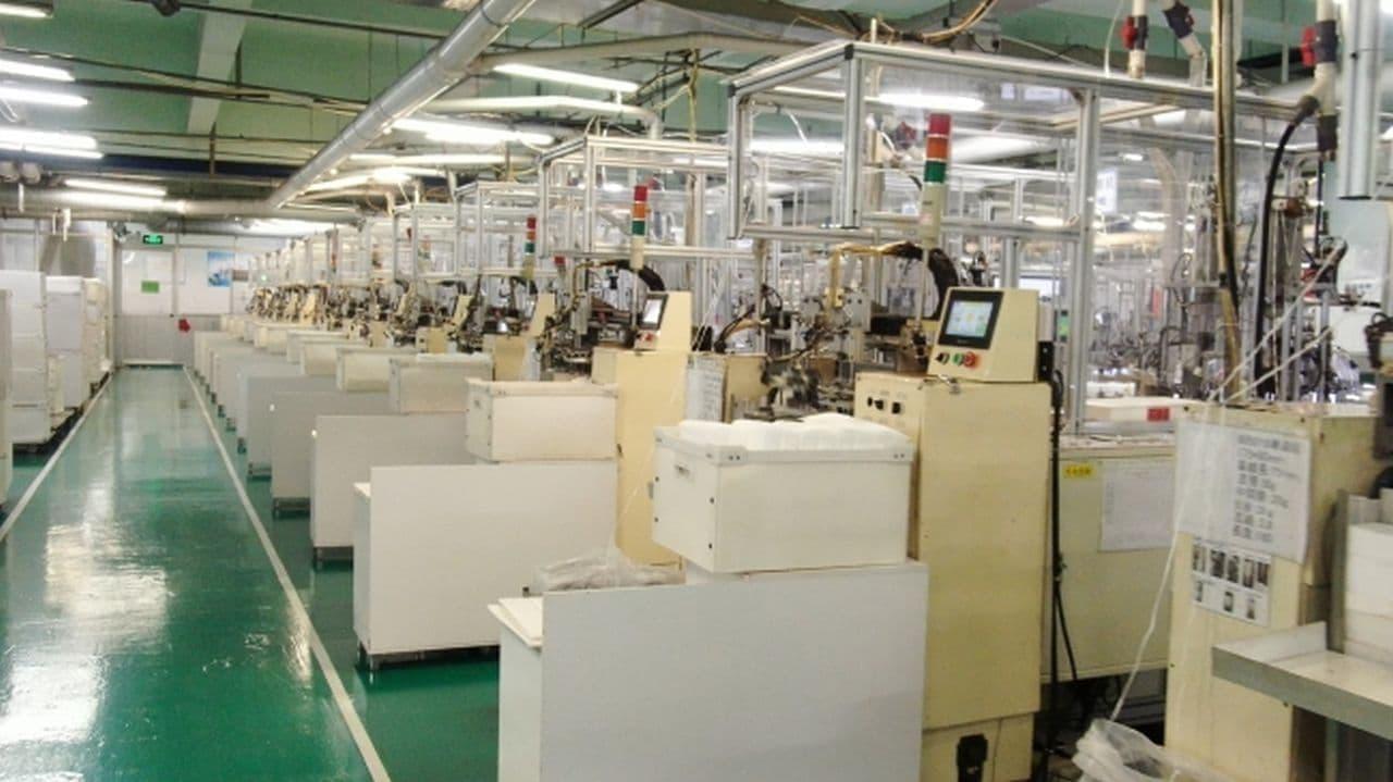 アイリスオーヤマがマスクを2億3千万枚/月供給へ - 国内工場の生産能力を増強