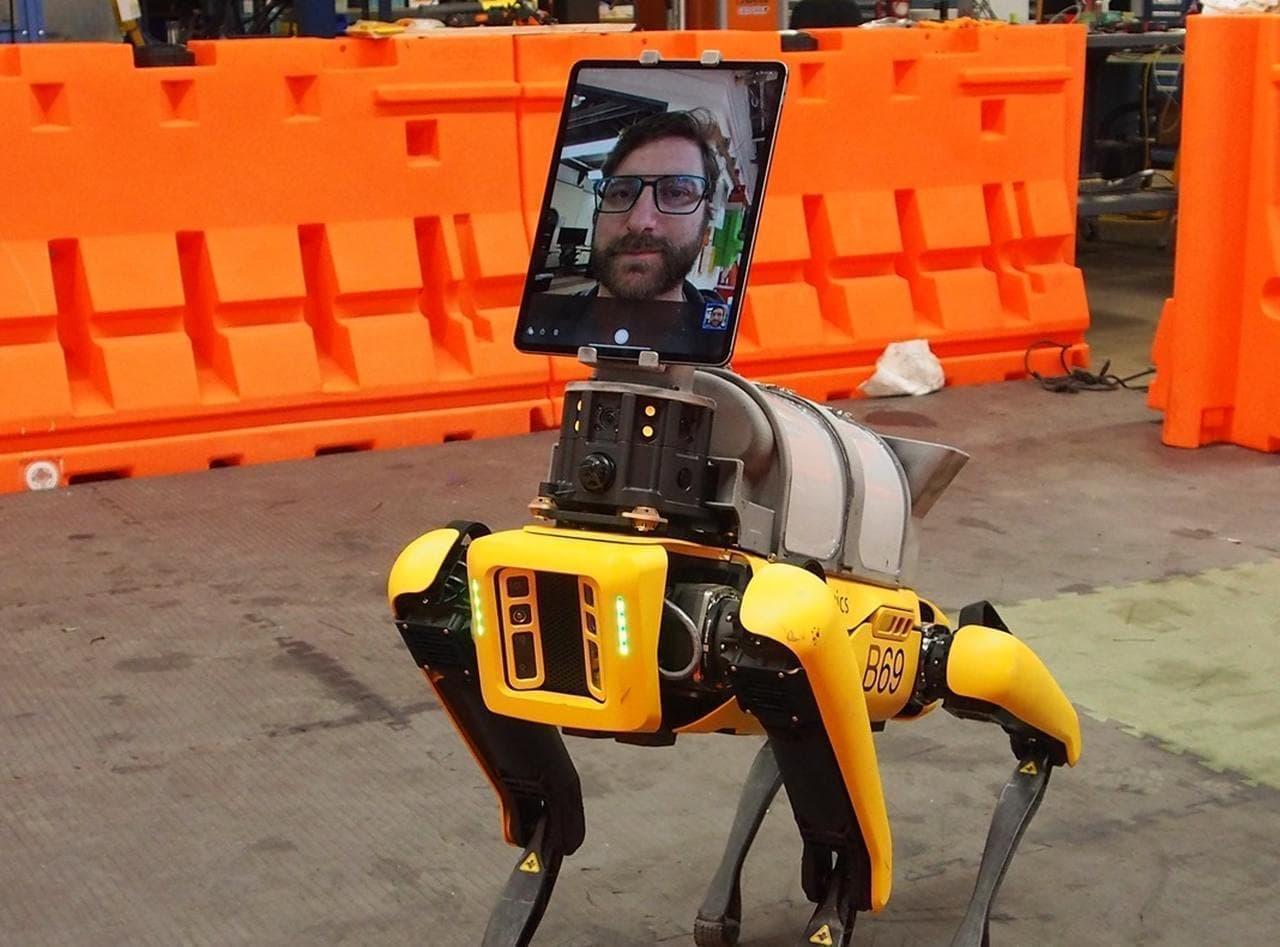 ロボットで新型コロナから医療従事者を守りたい ― ボストン・ダイナミクスが「SPOT」を活用したソリューションを開発中