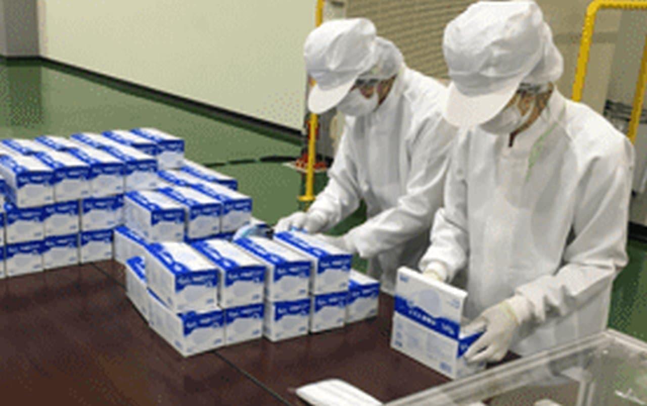 マスクの海外依存脱却へ ― エリエールの大王製紙がマスク2,600万枚/月生産を目指し国内設備を増強