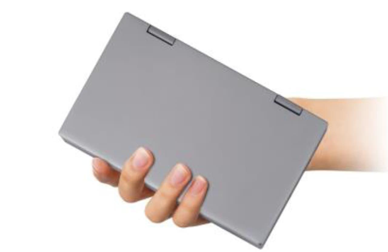 ポケットに入るWindows PC ドン・キホーテが販売開始