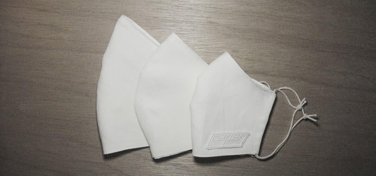 マスクはファッションアイテムになる ― 使用後は土に還る素材を「和紙マスク」