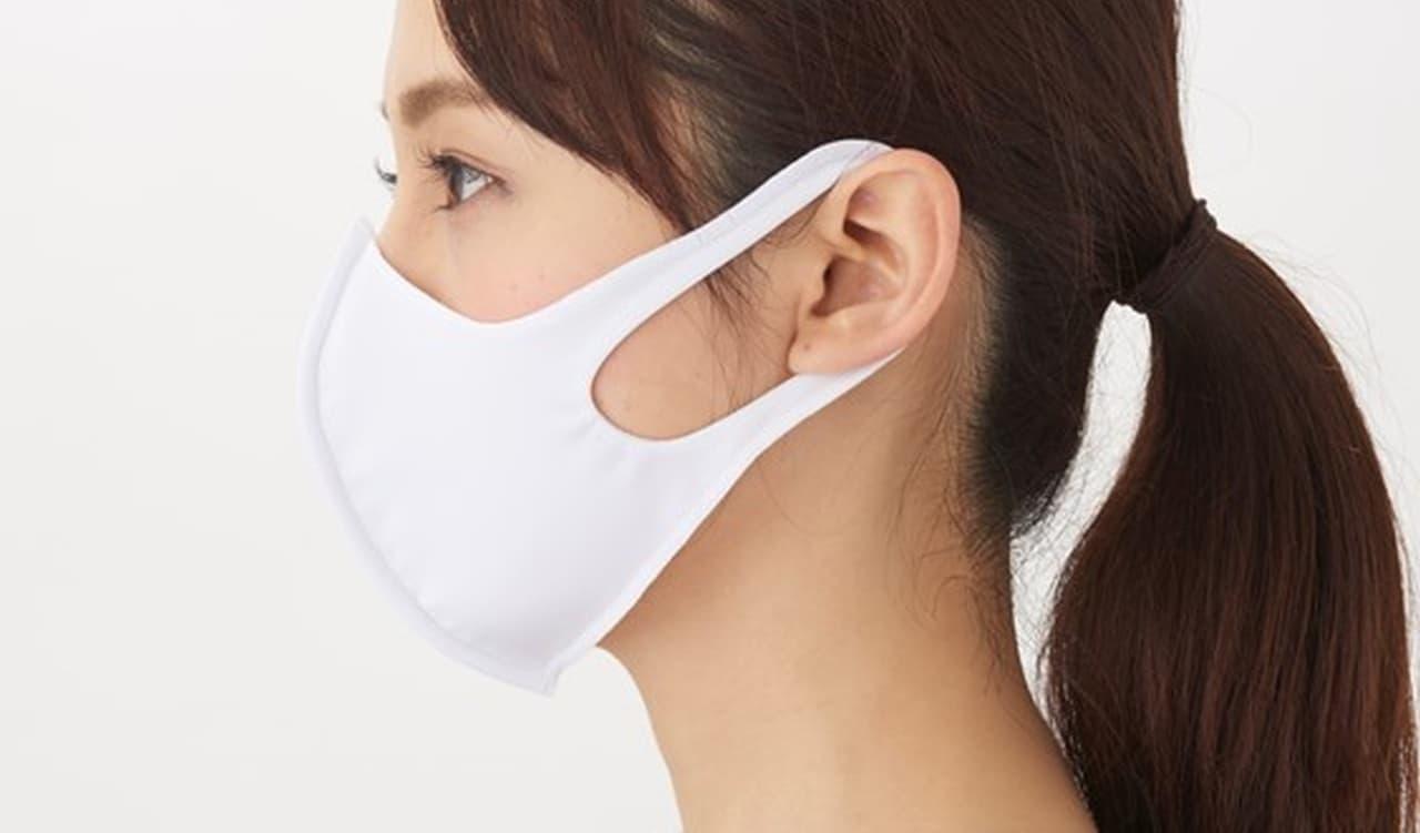 日本製「東京マスク」発売 ― 水着素材ですぐに乾き メガネが曇りにくい