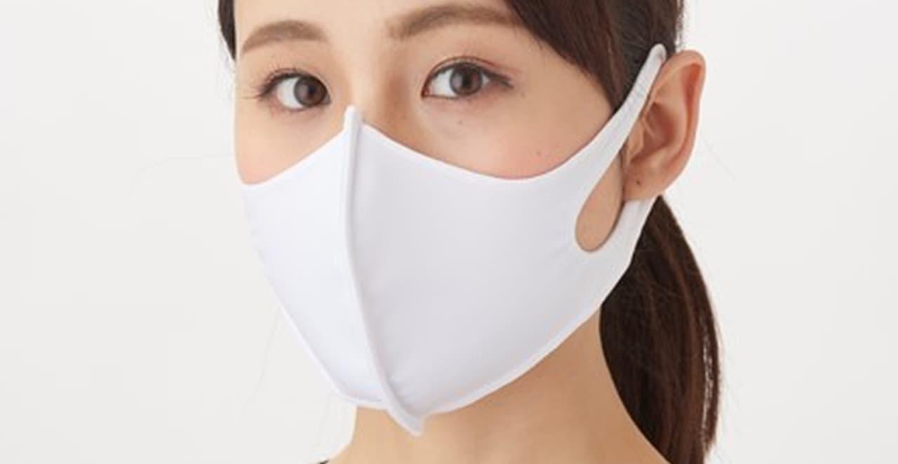 水着 素材 マスク 涼しい
