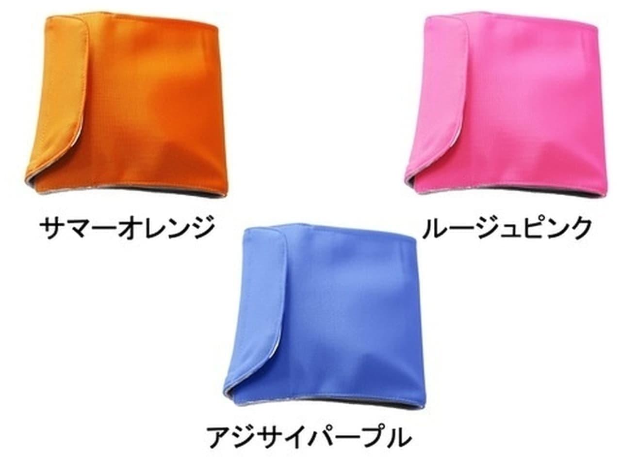 マスクは乾かしながらローテで使う ― 珪藻土ケースとひや爽マスク Makuakeで販売