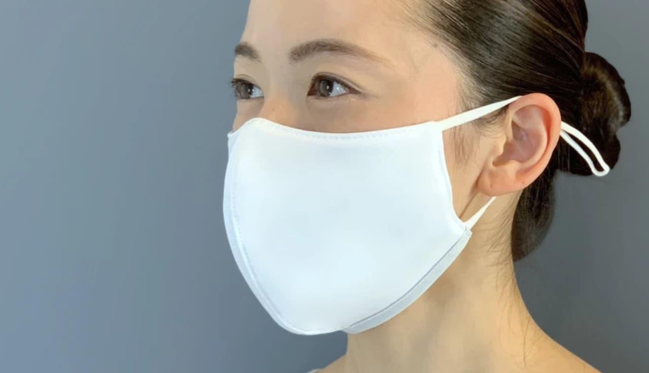 日本の素材を日本で縫製したマスク ― 暑い夏にもさらさらな「ミラクルファイト日本の匠・高機能マスク」