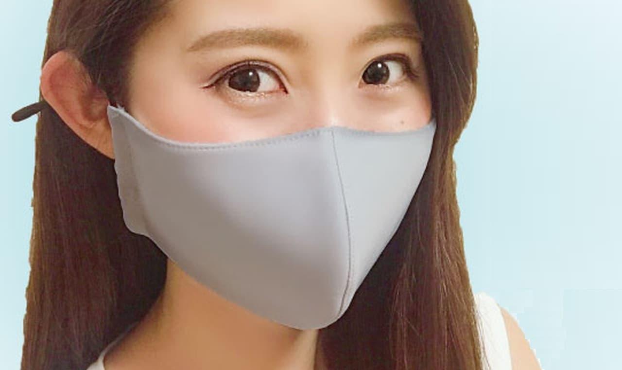 365回洗えるマスク「365日マスク ウィルシュータ」 - シガドライ・ウィザース開発の抗ウイルス綿使用