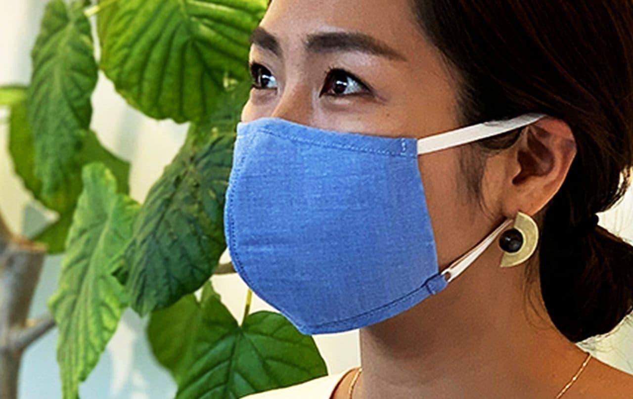 デニム好きのマスク!Healthy denimの「HEALTHY マスク」 ― デニムパンツとコーディネートを楽しめる