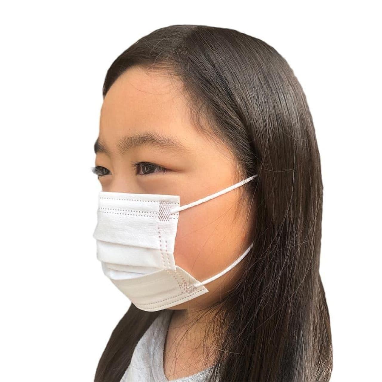 ファンケル「不織布マスク 子供用(小さめサイズ)」
