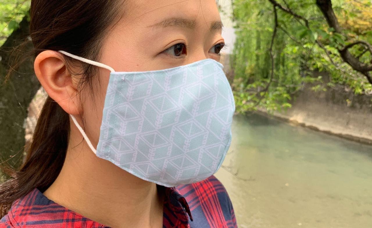 檜風呂に入った気分のマスク? ― ヒノキシート入り「hinoki MASUKU」本日(5月19日)発売