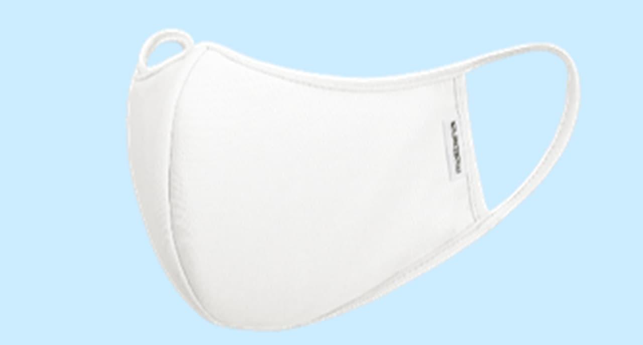 紳士服・婦人服のAOKI「抗菌・洗えるマスク」に新色「白」を追加