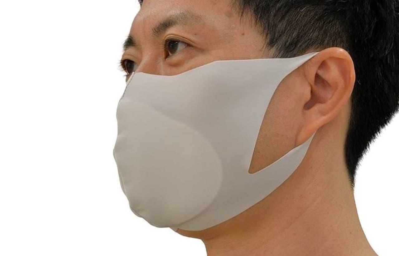 無縫製マスク「sloggi Mask(スロギー マスク)」