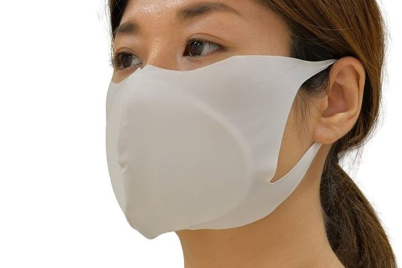 スロギーから無縫製マスク「sloggi Mask(スロギー マスク)」