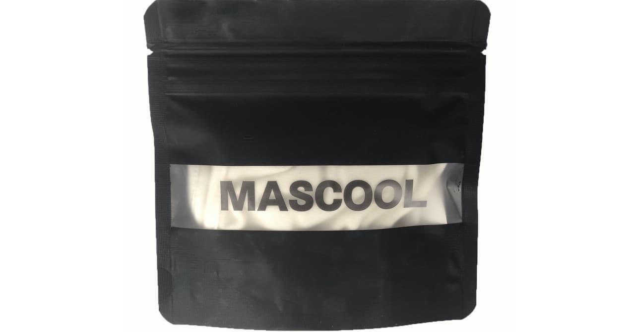 接触冷感マスク「MASCOOL(マスクール)」再販売開始