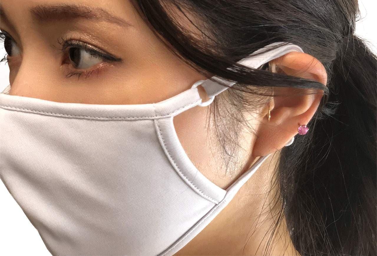 50回洗っても抗菌・消臭機能が持続 - 接触冷感マスク「MASCOOL(マスクール)」再販売開始