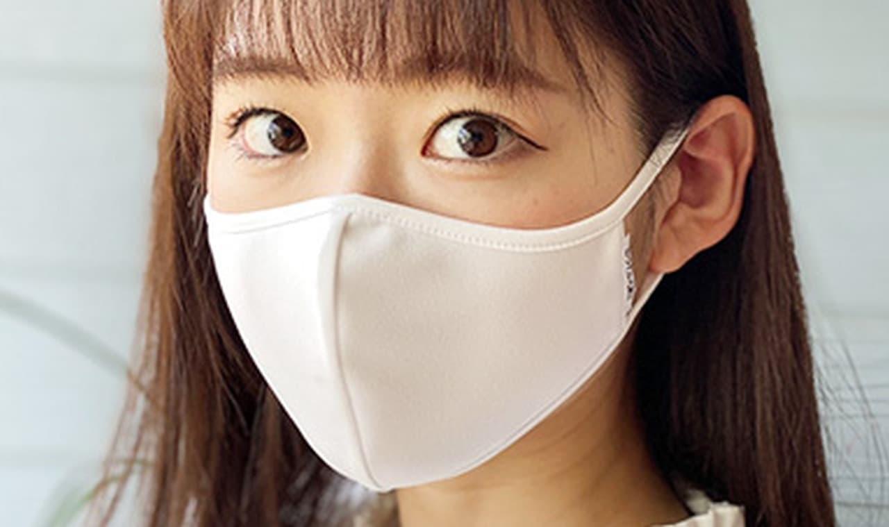 制服作りのノウハウを活かしたマスク CONOMiの「科学のマスク」 - 30回洗濯しても機能が持続