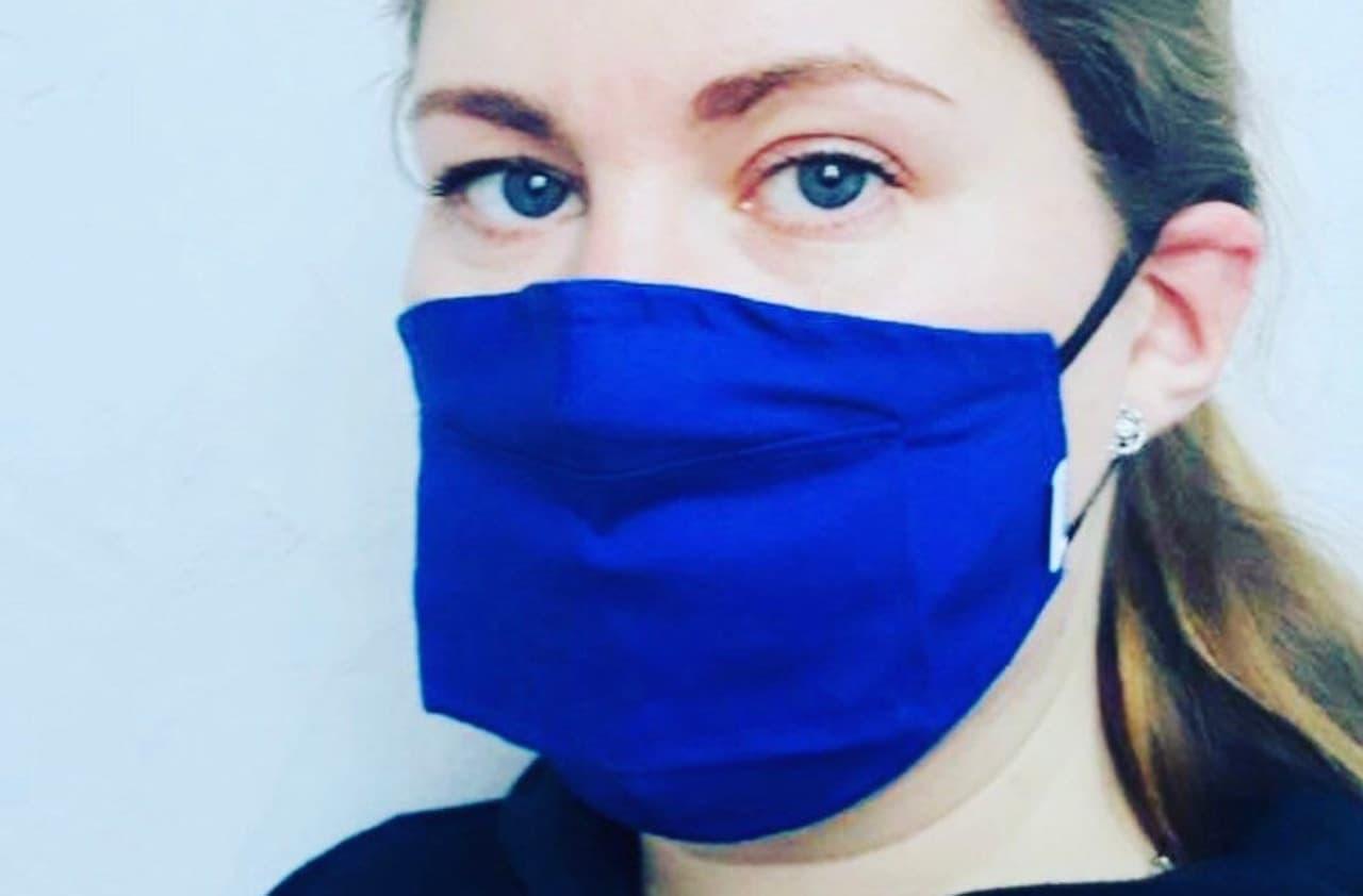穴あきマスクがDOMDRICHStudioから - 仕事中の「ちょっとコーヒー」に便利