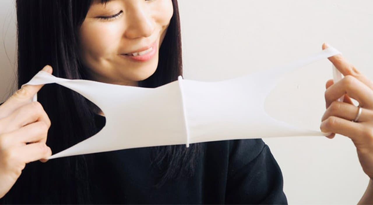 「クールUVフィットマスク」販売中 - 冷感・UVカット・花粉カット機能を持つ夏マスク