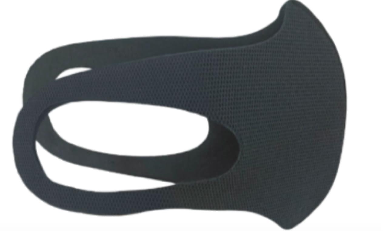 UVカット率99.9%(UPF50+)の夏マスク「ERRVA」