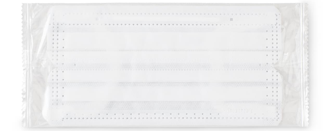 中国依存脱却へ!アイリスオーヤマが国内工場で製造した夏マスク! 口元の温度上昇を約半分に抑える「ナノエアーマスク」