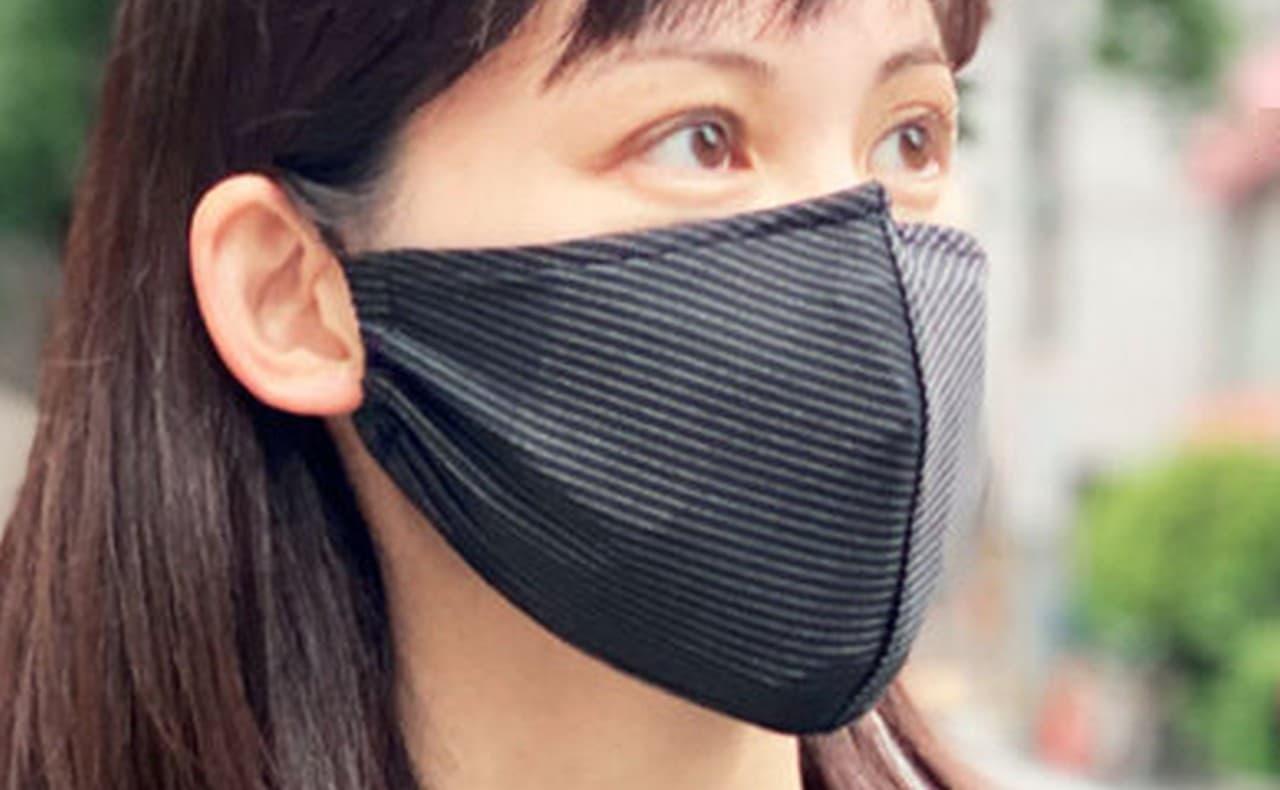 布と不織布の良さを併せ持つマスク「キャリーマスク・ハイブリッドセット」