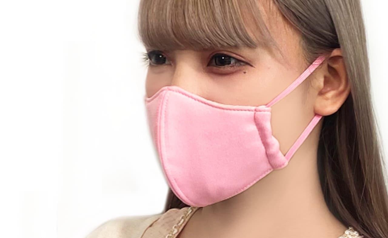 「高田馬場マスク」に新色登場 - カラバリ8色 サイズ5種の展開に
