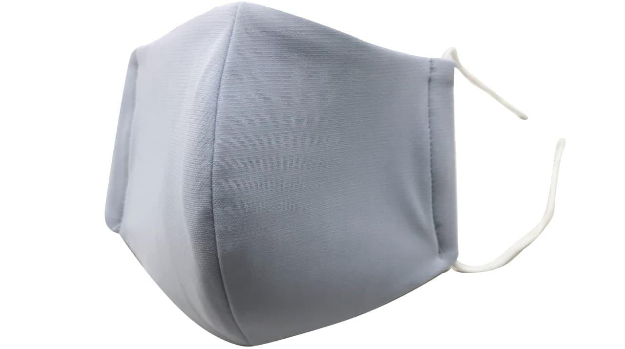 西川だからつくれるこだわりマスク COOL 接触冷感素材