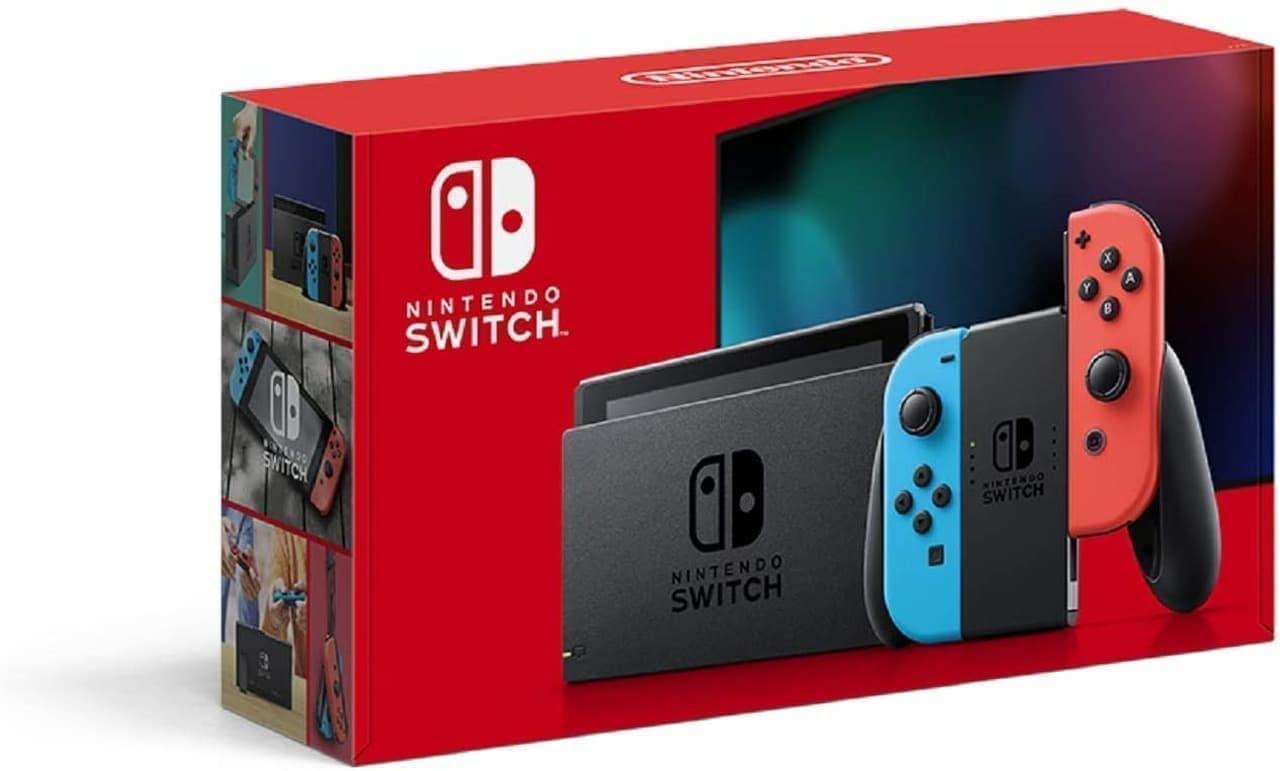 Nintendo SwitchやNintendo Switch Liteの抽選販売