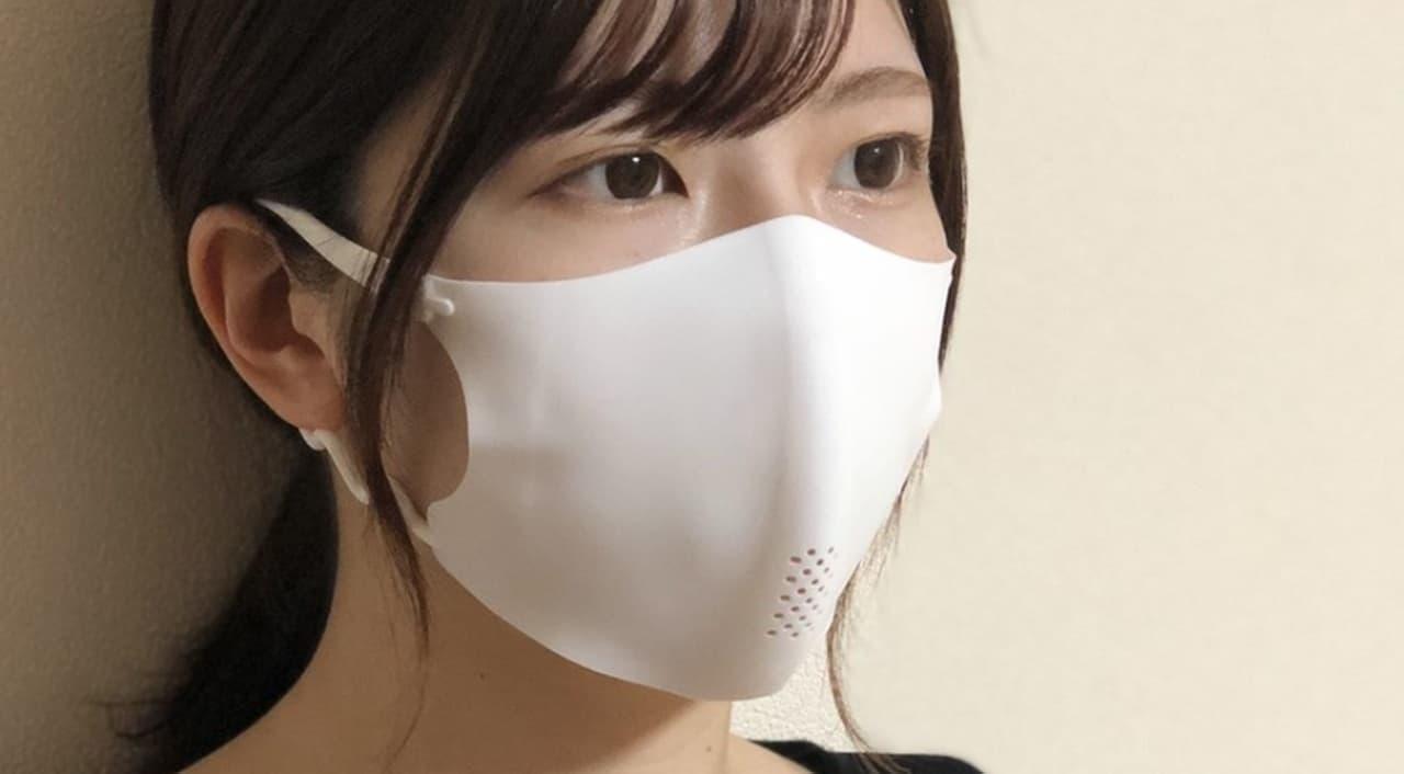 マスクの洗浄がめっちゃ楽!すぐに乾く「WinFit」