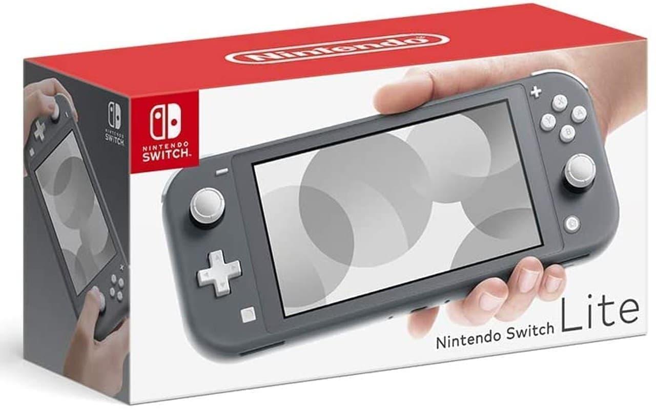 Nintendo Switch/Switch Liteの抽選販売 ヨドバシ・ドット・コムで6月16日10時59分まで受付