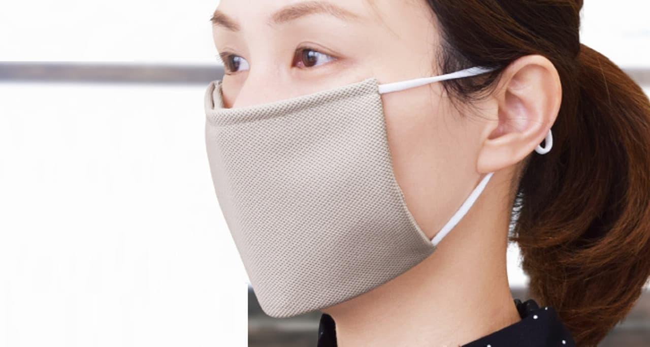 不織布マスクをフィルターにして何度も使える「なんでもマスクポケット」