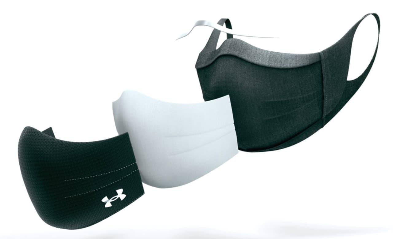アンダーアーマーから接触冷感の「UAスポーツマスク」