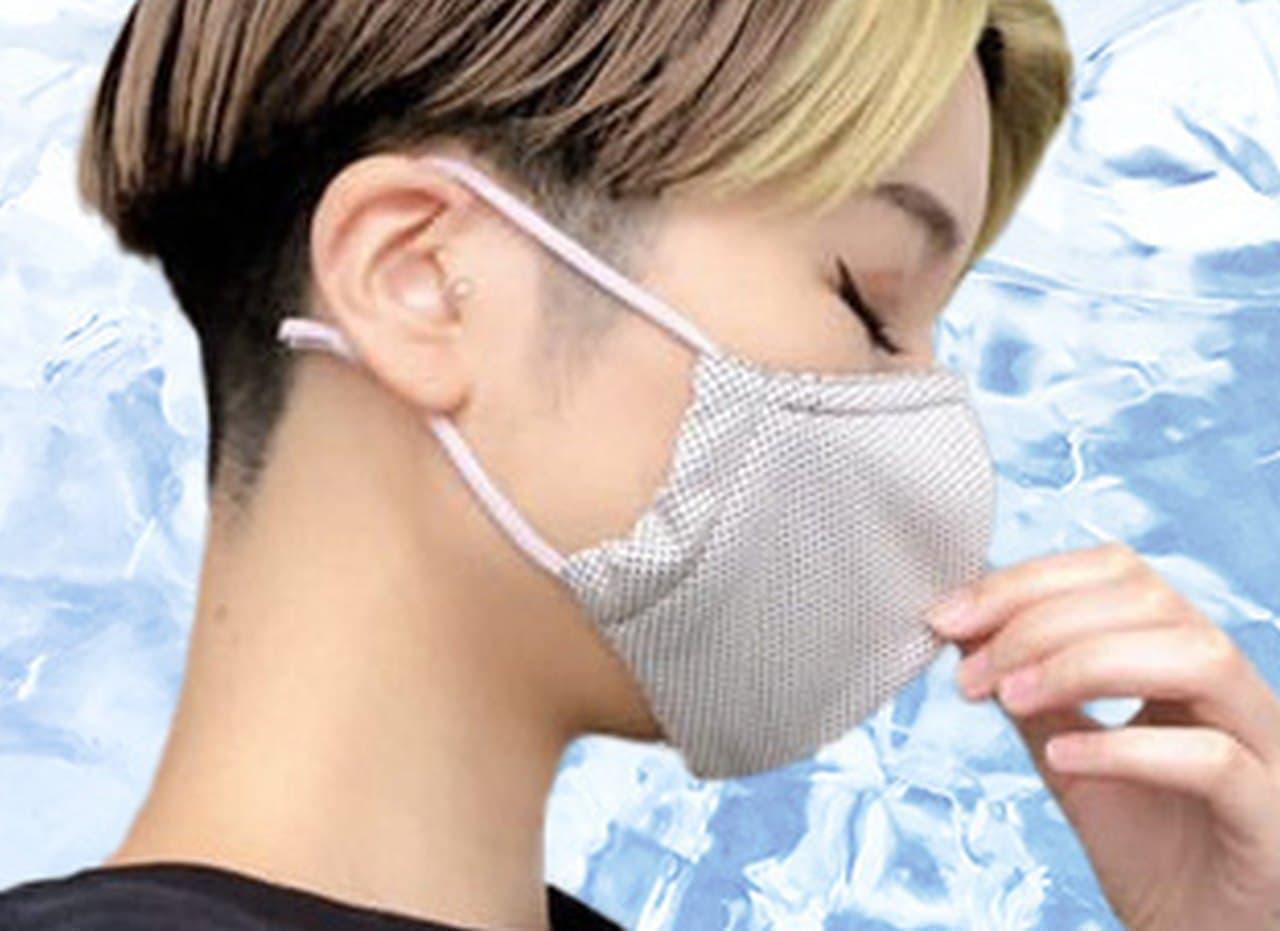 夏の野外活動を快適に「とことんクールな抗菌コールドマスク」「抗菌UVひんやりネックゲイター」販売開始