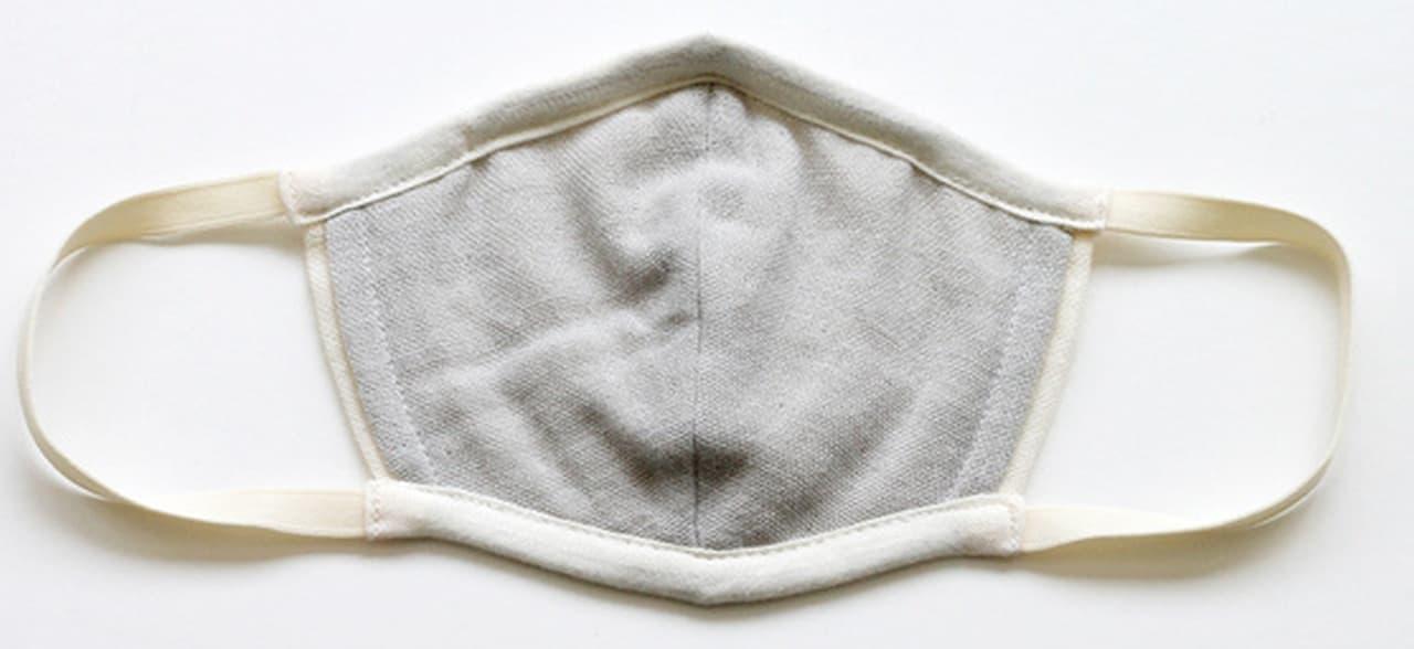 老舗の今治タオルメーカーが作った夏用COOLマスク