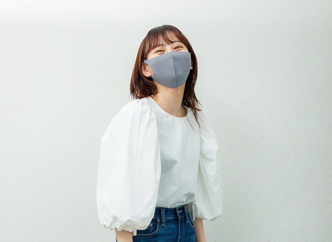 夏用ファッションマスク「ANYe(エニー)」発売 - 冷感・抗菌・防臭効果