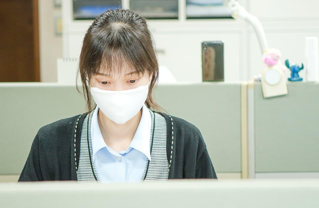 とにかくメガネが曇りにくいマスク「kumoran(クモラン)」