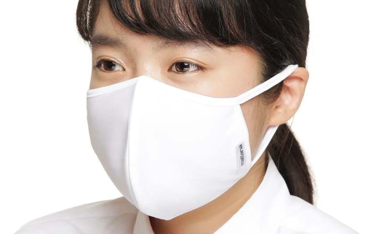 紳士服・婦人服のAOKI 「ダブル抗菌・洗えるクールマスク」第3回抽選販売を実施 今回も2万人分を用意