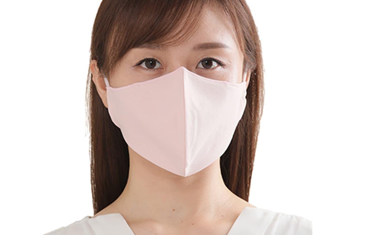 あの「鼻マスク」のメーカーが作った高機能冷感立体マスク「Pit Mask COOL」発売