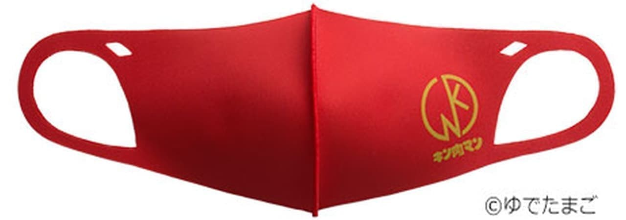 キン肉マンマスク「CCP MUSCULER MASK(CMM)」予約受付再開! - 冷感・吸水速乾・抗菌防臭加工のクールマスク